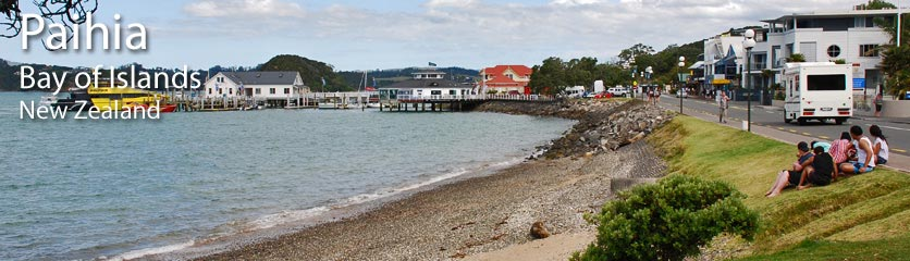 Where to stay in Paihia